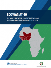 ECOWAS at 40 - An assessment of progress towards regional integration in West Africa