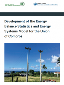 Development of the Energy Balance Statistics and Energy Systems Model for the Union of Comoros