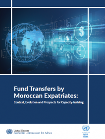 Fund Transfers by Moroccan Expatriates: Context, Evolution and Prospects for Capacity-building