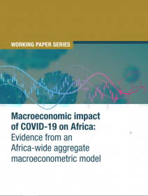 Macroeconomic impact of COVID-19 on Africa: evidence from an Africa-wide aggregate macro econometric model