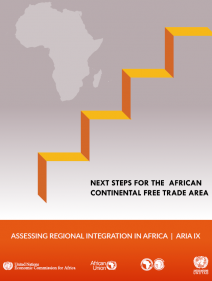 Assessing Regional Integration in Africa - ARIA IX