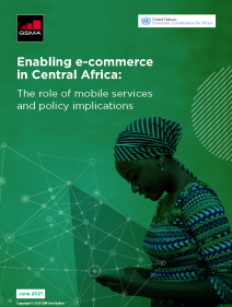 Enabling e-commerce in Central Africa