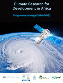 Climate research for development in Africa: programme strategy (2019–2023)