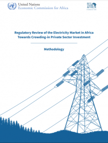 Regulatory Review of the Electricity Market in Africa Towards Crowding-in Private Sector Investment: methodology