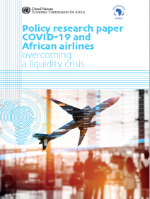 Policy research paper COVID-19 and African airlines :overcoming a liquidity crisis