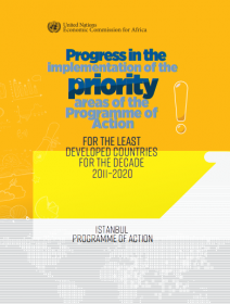 Progress in the implementation of the priority areas of the Programme of Action for the Least Developed Countries for the decade 2011–2020: Istanbul Programme of action