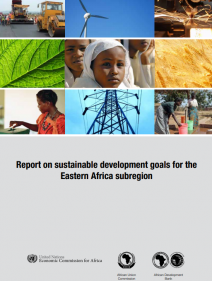 Report on sustainable development goals for the Eastern Africa subregion