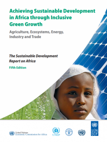 Achieving sustainable development in Africa through inclusive green growth: agriculture, ecosystems, energy, industry and trade