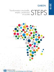Transformation structurelle, emploi, production et société (STEPS): Gabon 2019