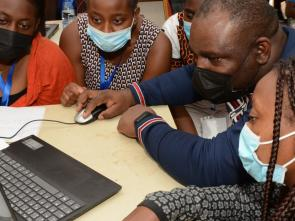 African girls produce over 70 inventions at 10-day coding camp
