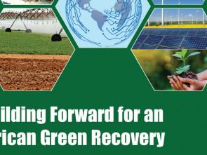 Earth Day activities to amplify ECA's COVID-19 green recovery report