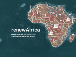The renewAfrica Initiative presented to EVP Timmermans
