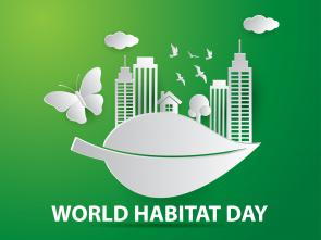 On World Habitat Day Guterres calls for heightened efforts to improve housing