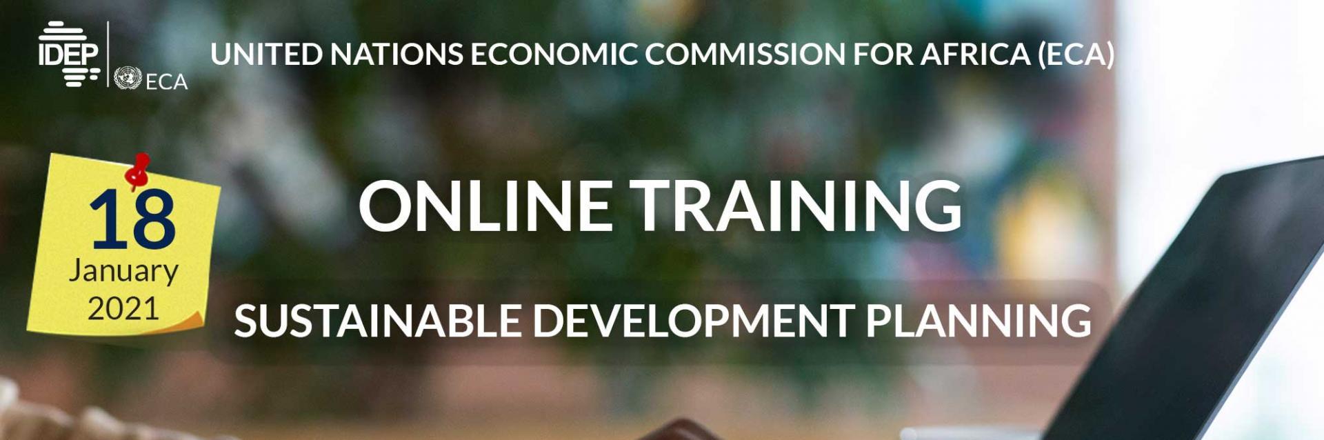 Sustainable Development Planning