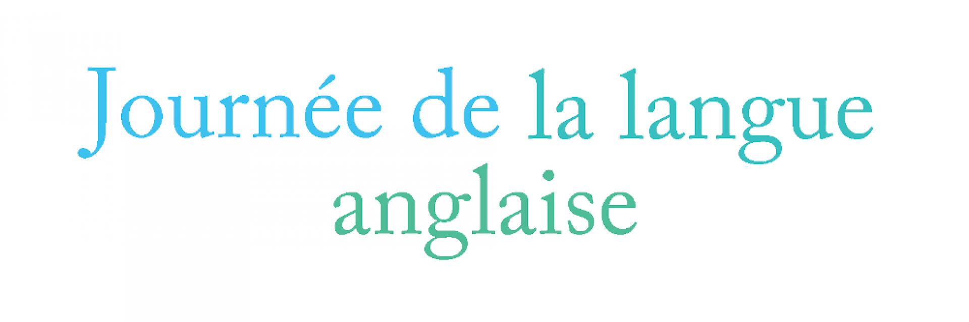 La Journée de la langue anglaise