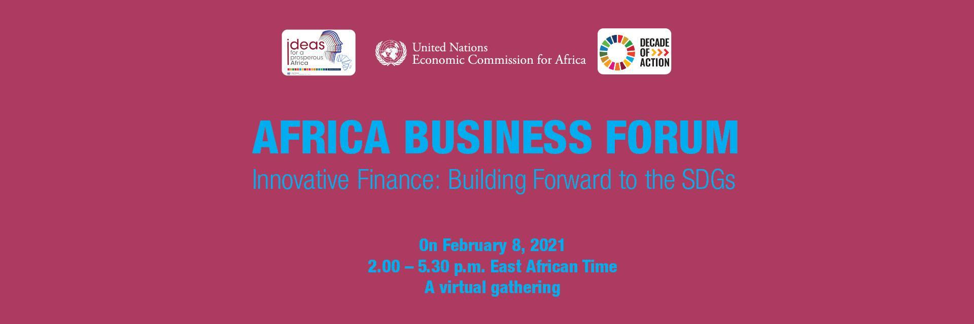 All set for ECA's fourth Africa Business Forum featuring Presidents Kenyatta & Tshisekedi