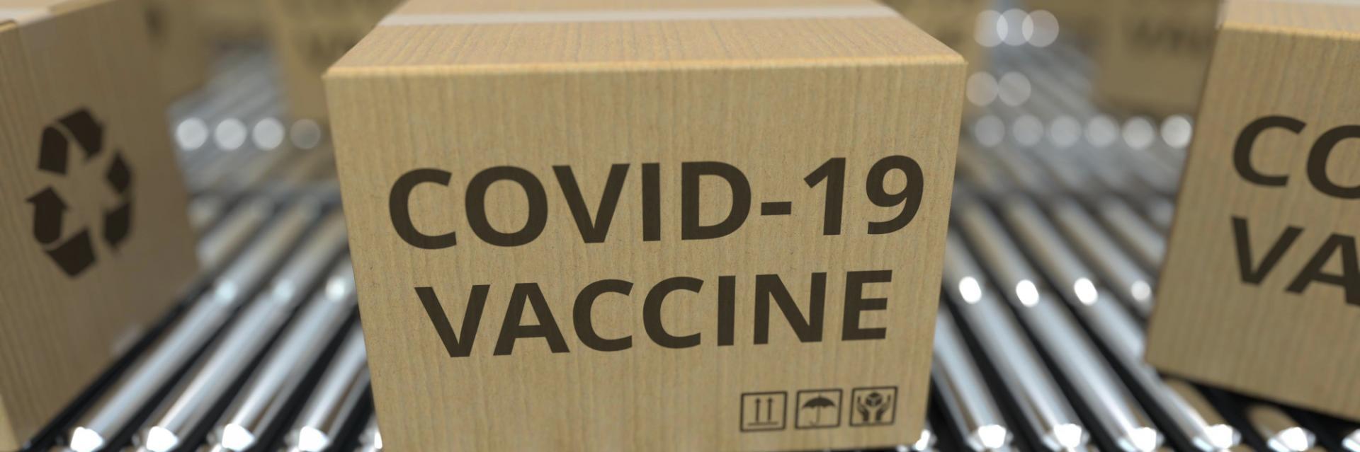 129,600 doses of Johnson & Johnson COVID-19 vaccines delivered to Zambia