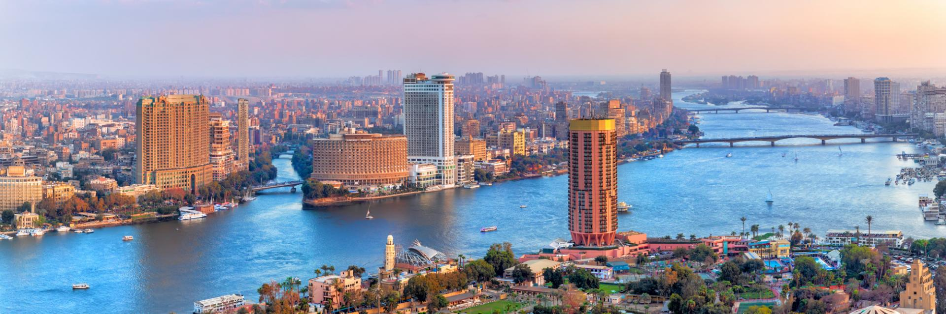 ECA partners with OECD and Afreximbank to help Egypt in its product transformation policy review to benefit from the AfCFTA
