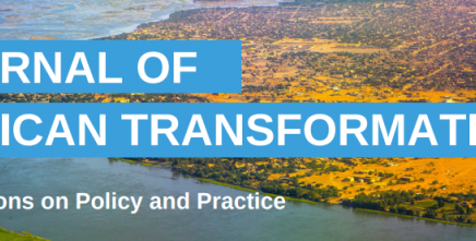 Journal of African Transformation